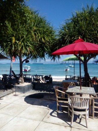 Tarci Bungalow La Piscine Bar Et Restaurant Au Fond Plage
