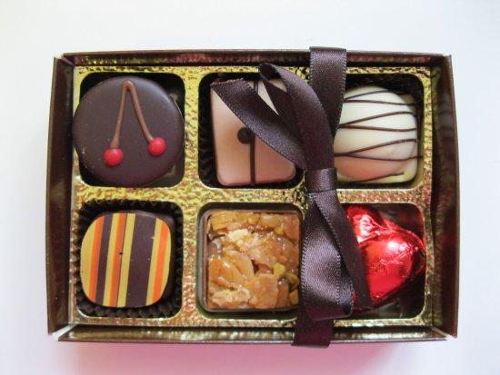 Huddersfield, UK: Gorgeous English & Belgian Chocolates