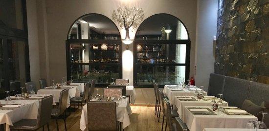 Algorfa, Ισπανία: Olivos Restaurant