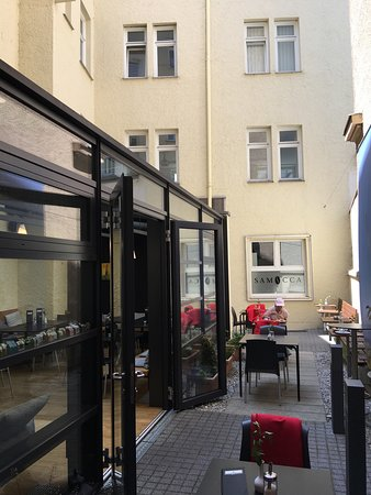 caf samocca augsburg restaurant bewertungen telefonnummer fotos tripadvisor. Black Bedroom Furniture Sets. Home Design Ideas