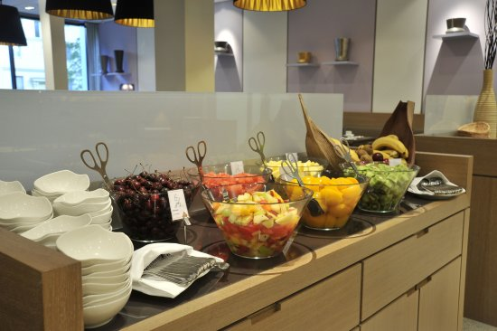 Rienäcker Restaurant: Breakfast Restaurant Rienäcker