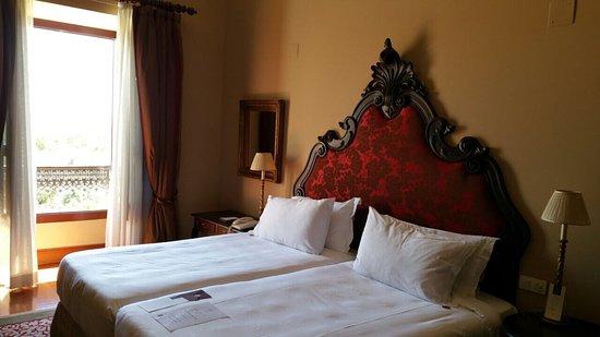 Hotel maravilhoso e muito confortável