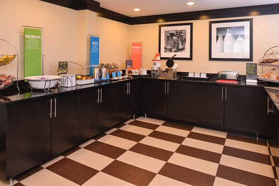 Hampton Inn and Suites Toledo-North Bild