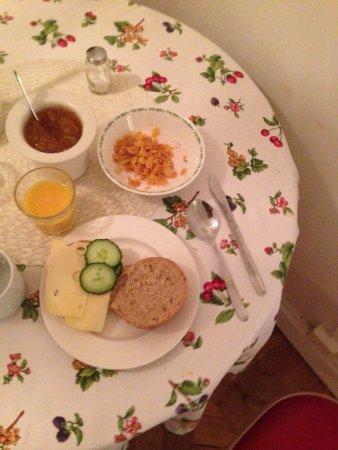 Wasa Park Hotell: Ontbijt