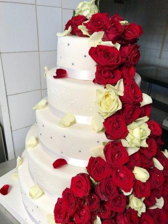 Wedding Cake Par Matyasy Photo De La Parenthese La