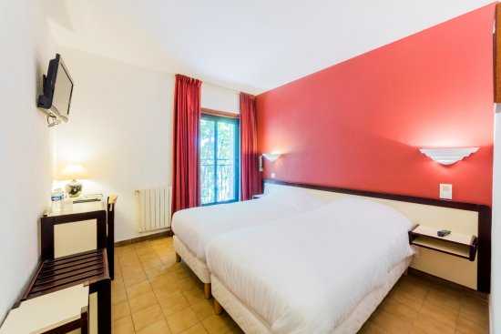 Saint-Gilles, France: Chambre standard Twin