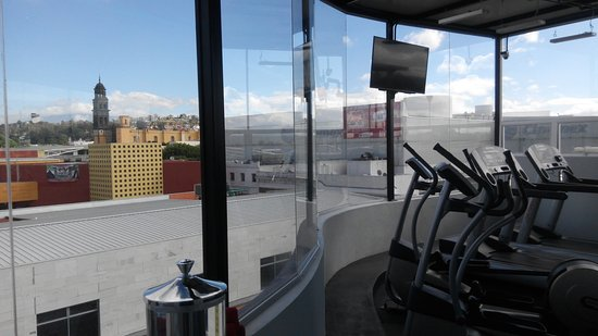 Puebla, Messico: gym room