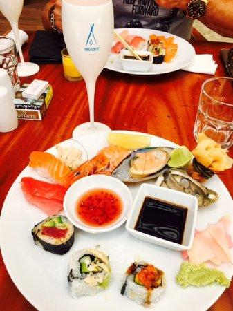 Nikki Beach Koh Samui : Sushi TIME