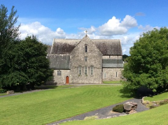 County Mayo, Ireland: Ballintubber Abbey