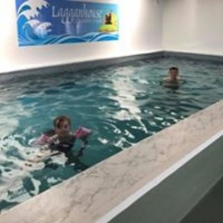 Lagganhouse Country Park: Indoor Heated Swimming Pool