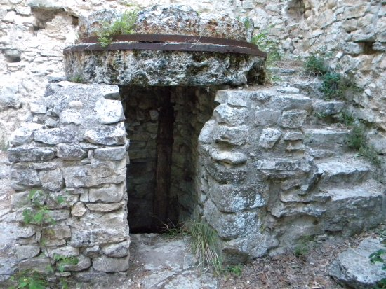 Gordes, Francia: vestige ancien moulin