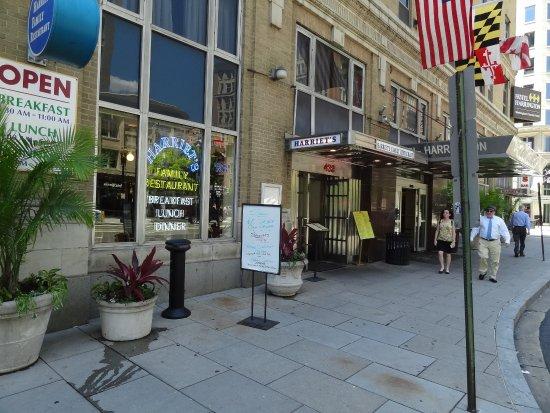 Harriet S Restaurant Washington Dc