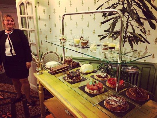 Gosnay, ฝรั่งเศส: Desserts