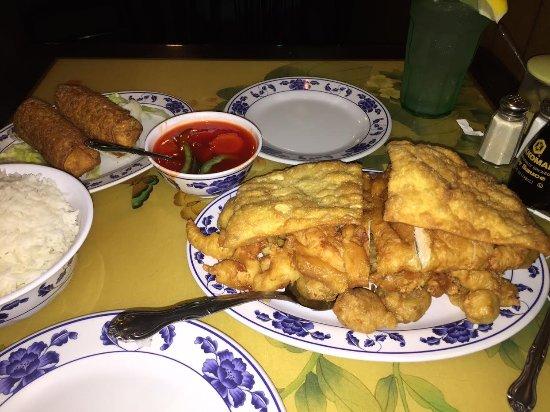 Chinese Food Manhattan Blvd
