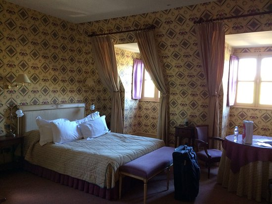 Gosnay, ฝรั่งเศส: Chambre