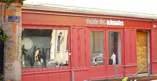 Musee des Automates de Lyon