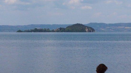 Bolsena, Italia: Isola Bisentina