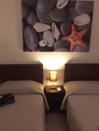 Hotel Telesilla: családi szoba