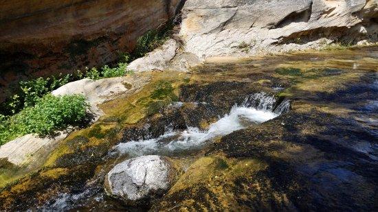 Calf Creek Falls Recreation Area: Upper Calf Creek