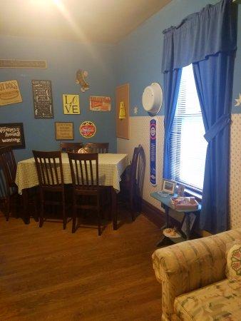 Williamson, Batı Virjinya: Common kitchenette
