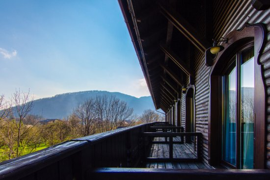 Balcony - Picture of Pension Gentiana, Bran - Tripadvisor