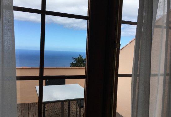 Parador de la Palma: Vista desde la habitación