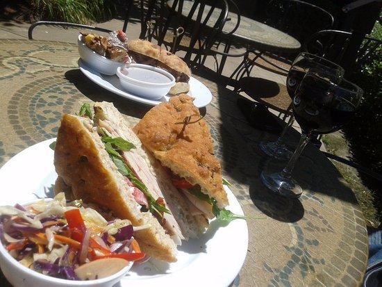 Πλίμουθ, Καλιφόρνια: Perfect Lunch