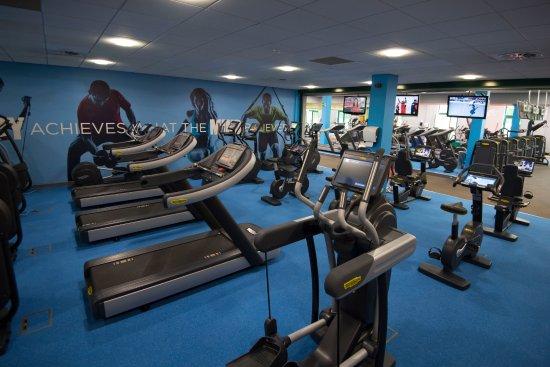 Hensol, UK: Gym