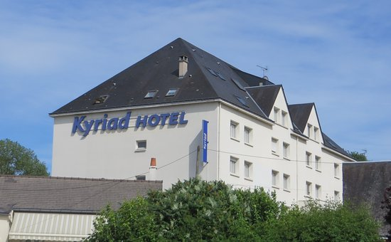 Жуэ-ле-Тур, Франция: Kyriad Tours Joué lès Tours