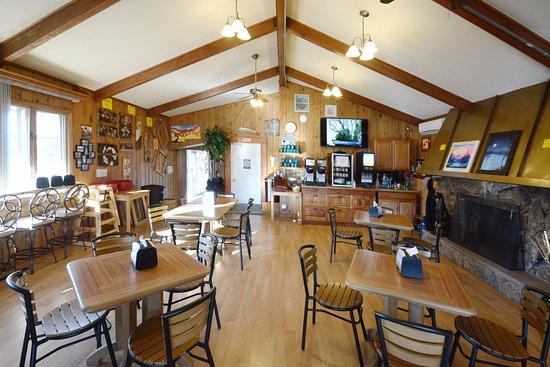 Murphy's Resort at Estes Park : Breakfast Room