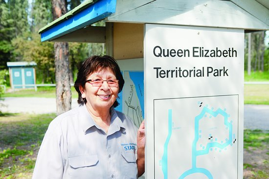 Fort Smith, Canada: Queen Elizabeth Territorial Park
