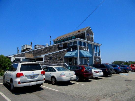 Scituate, MA : Exterior of Restaurant