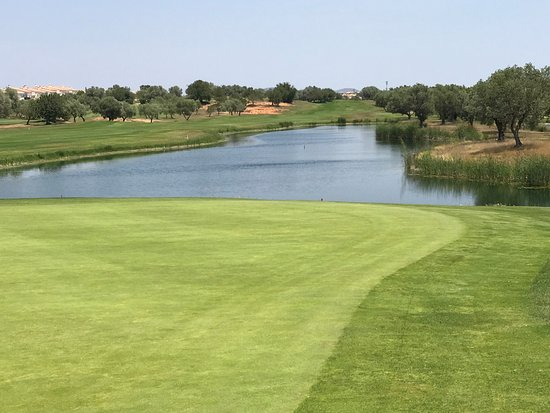 Sant Jordi, Spanje: Campo golf
