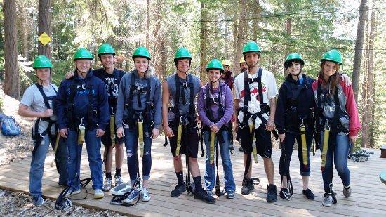 Leavenworth, WA: Rosalia HS Senior Trip!