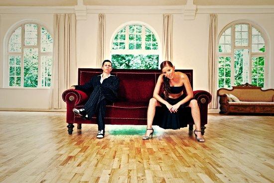 Diana y Juan Tango
