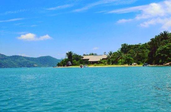 paisagem incrivel foto de passeios vip paraty turismo paraty