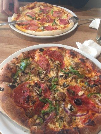 Asombroso California Pizza Kitchen Sacar Bandera - Ideas para ...