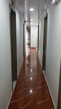 Florencia, Colombia: pasillos