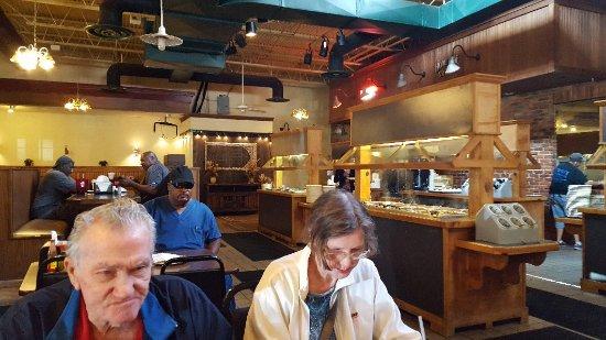 Monroe, LA: Granny's Family Restaurant