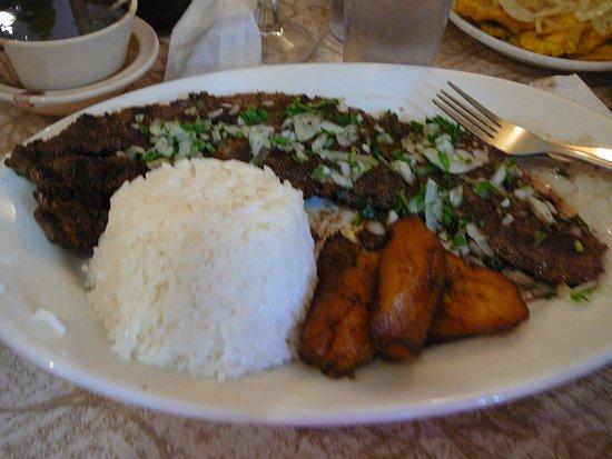 El Siboney Restaurant: Yummy Churrasco