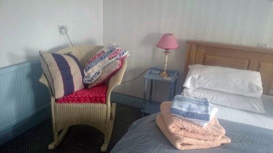 Burscough, UK: cosy room