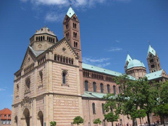 สเปเยอร์, เยอรมนี: Speyerer Dom