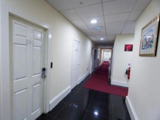 Oldbury, UK: Hallway