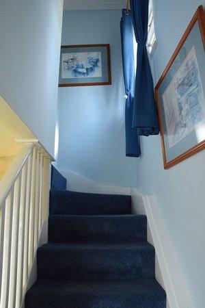 Bingham, UK: Stairway