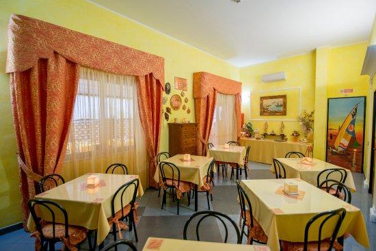 Nelson Hotel: Sala lettura
