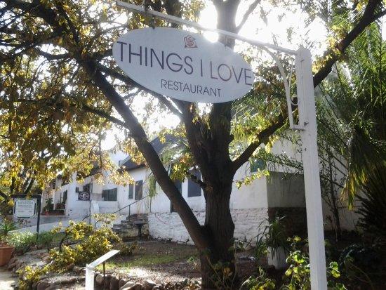 Things I Love: Church Street entrance
