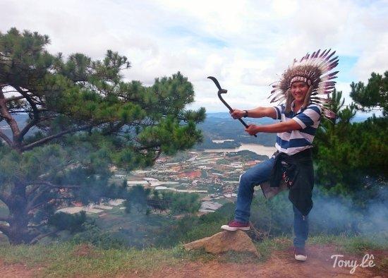Lang Biang: Nón thổ dân