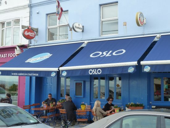 Oslo Bar and Microbrewery: Oslo in Salthill
