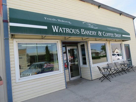 Watrous, Canada: Exterior