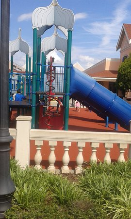 Dawsonville, GA: Children play area